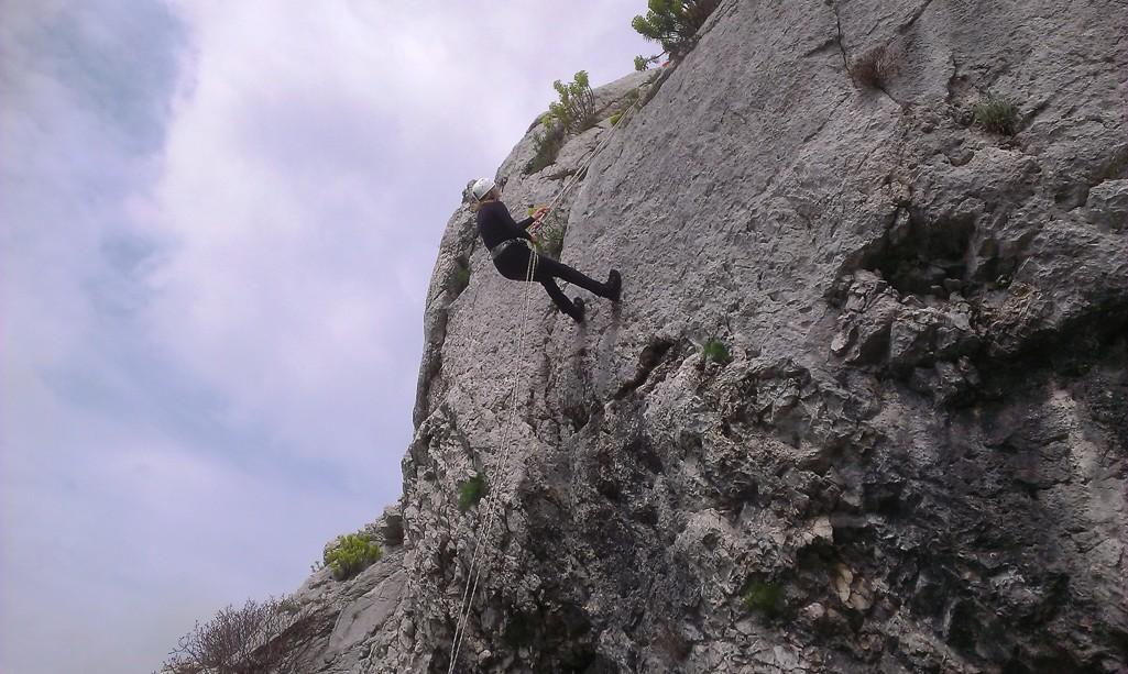 Kozjak - vježba