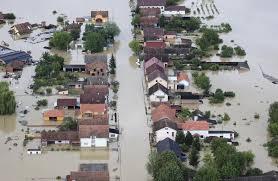 Potopljena Slavonija
